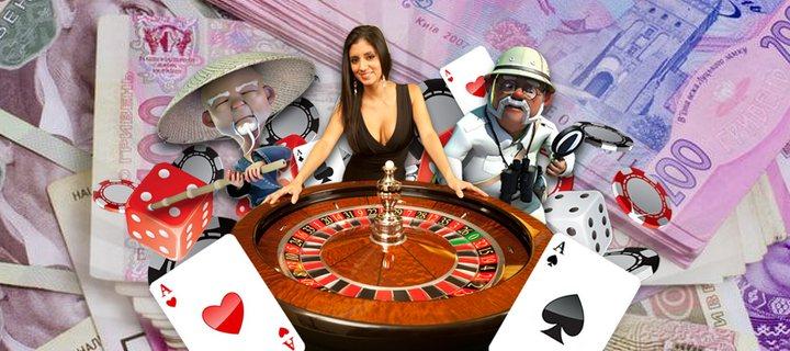 лучшее казино на гривны